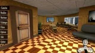 3D temps réel réalité virtuelle architecture intér