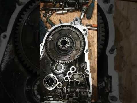 Замена шестерни привода спидометра ВАЗ 2110