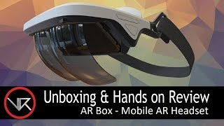 the VR Shop - Unboxing & Hands on Review - Fibrum Pro