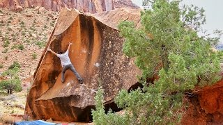 Bouldering Utah - Desert Dreams: The Return (Nathaniel Davison)