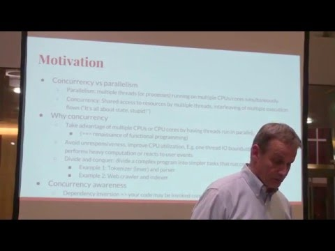Erik Colban: Concurrency in Java 1/2