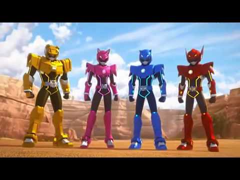 NEW POWER RANGERS ANIMATED SERIES #POWERRANGERS