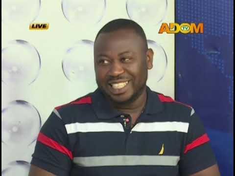 AFCON 2019 - Agoro Ne Fom on Adom TV (29-6-19)