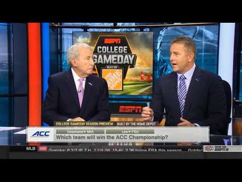 GameDay crew makes ACC picks