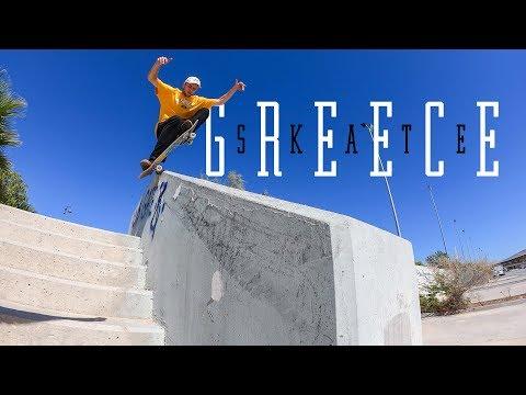 GoPro: Travel and Skate Through Greece | HERO7 Black