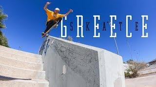 GoPro: Travel and Skate Through Greece   HERO7 Black