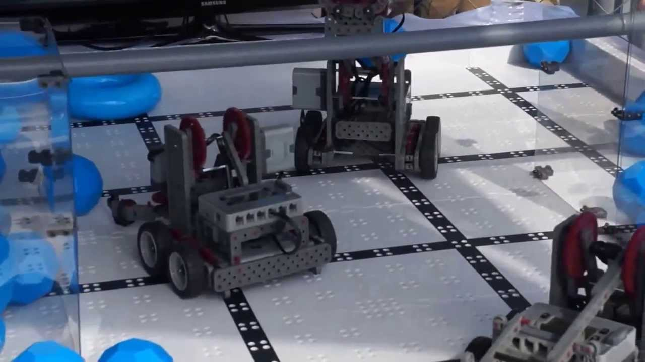 VEX IQ robotics platform - YouTube