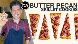 I Tested Rick Martinez's Butter Pecan Skillet Cookies: Bon Appétit Review #52