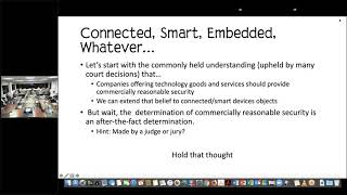 IoT Legal Liability & Impact w/ Steven Teppler
