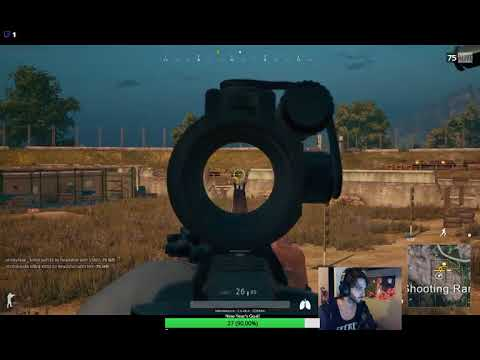 Pubg Shooting Range Drop Easy Kills Youtube