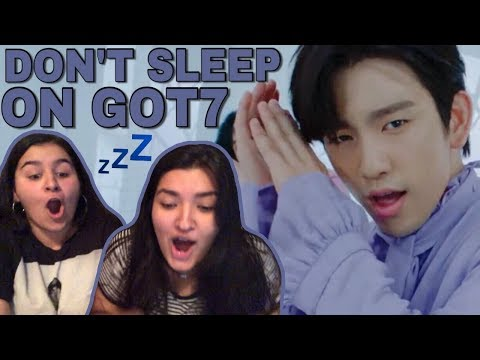 GOT7 'LULLABY' MV REACTION | KMREACTS