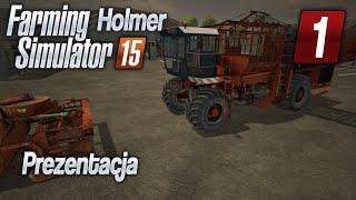 Farming Simulator 2015 OFICJALNY DODATEK 2 - Prezentacja modów