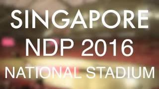 Singapore NDP 2016 Celebrations Preview