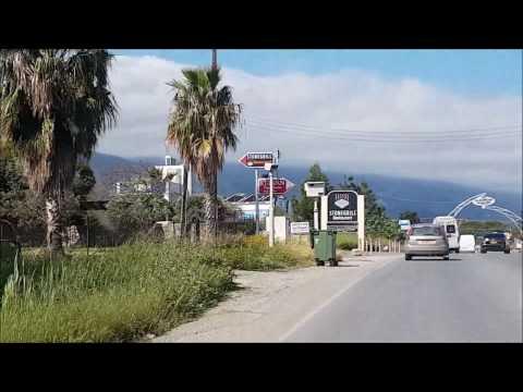 Kıbrıs'ta (K.K.T.C) Araç Kullanmak.Ters Giden Trafik..!