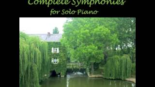 Brahms: Symphony No. 3 for piano: III. Poco allegretto