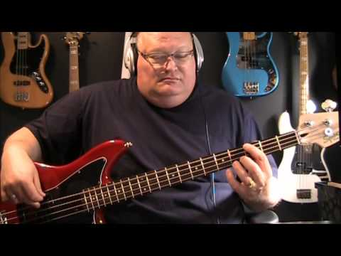 Paul McCartney Wings  and Let Die Bass  with Bass Notes & Tablature
