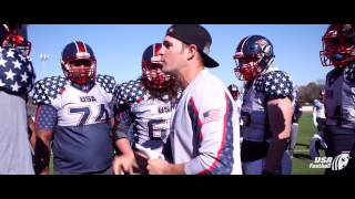 Football for life - u.s. national team: episode 1