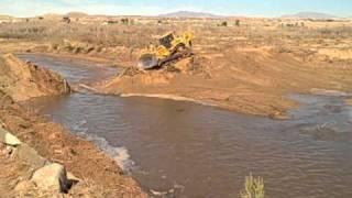 Bunkerville Irrigation Dam #4 Diversion Dike Building B6