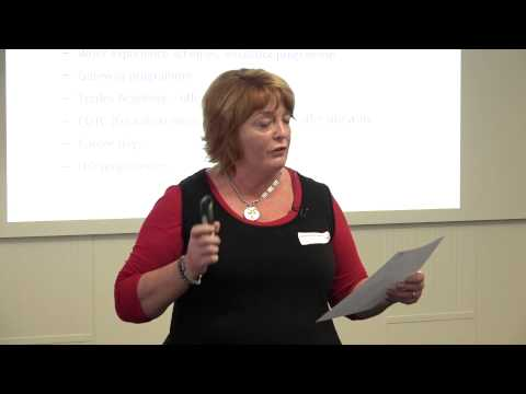Southland Youth Futures Employers Excellence Workshop: Denise Hartley Wilkins