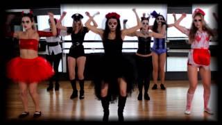 HALLOWEEN GO-GO DANCE KORR-A - FIYACRAKA