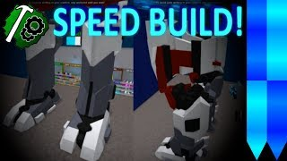 Roblox BYM: Guardian Bravo Part -1 | Speed Build