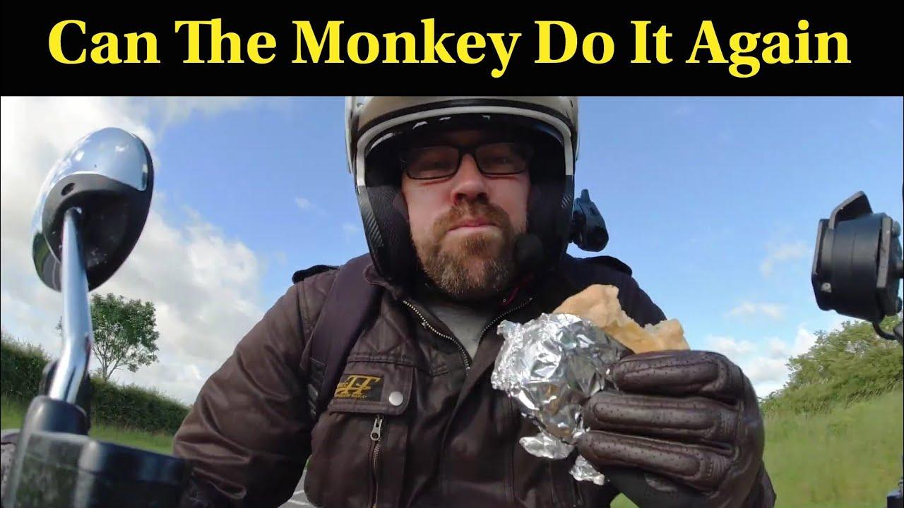 🆕Racing The Distance Honda Monkey Vs Vespa Et4 125 Reviews ➡ Honda Monkey Video
