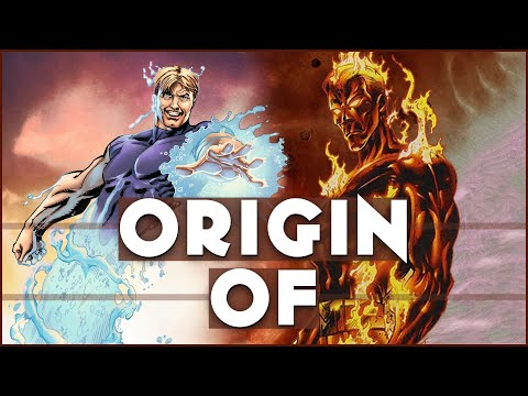 Origin of Hydro-Man and Molten Man