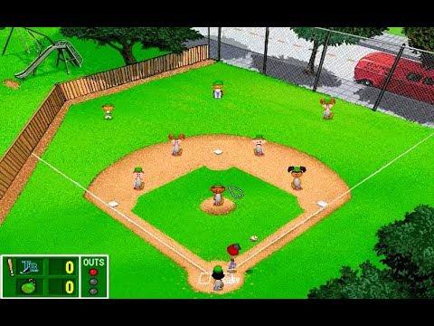 Backyard Baseball 2003 Scummvm Youtube