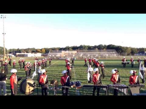 Vineland High School Marching Clan - Cavalcade of Bands 2013