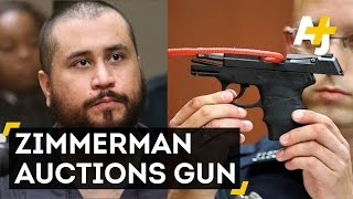 George Zimmerman Gun Auction Taken Down