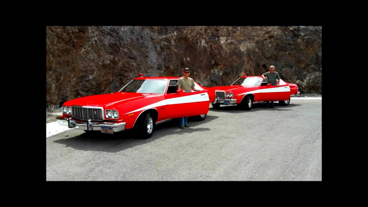 Used Cars Portland Oregon >> Starsky & Hutch Movie Cars , The Real Deal - YouTube