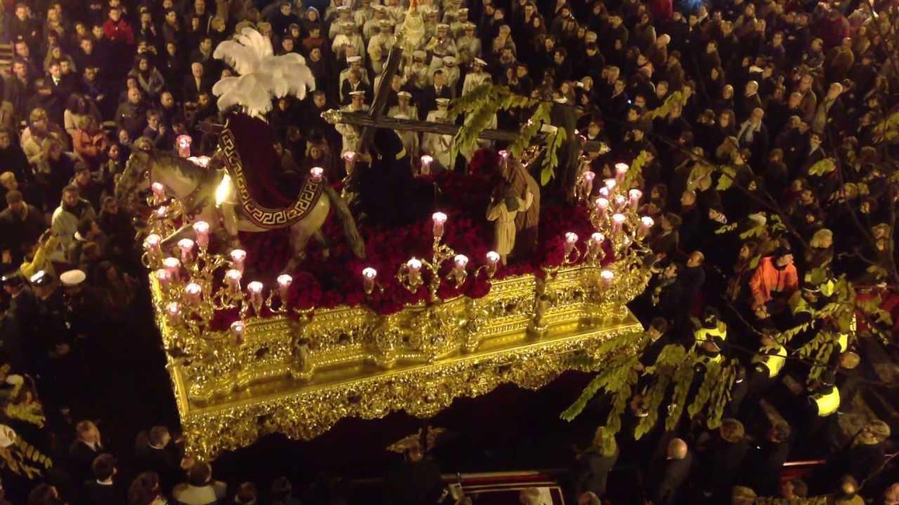 Resultado de imagen de Santísimo Cristo de las Tres Caídas en Campan