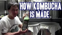How Kombucha is Made & What Brewers Don't Want You to Know
