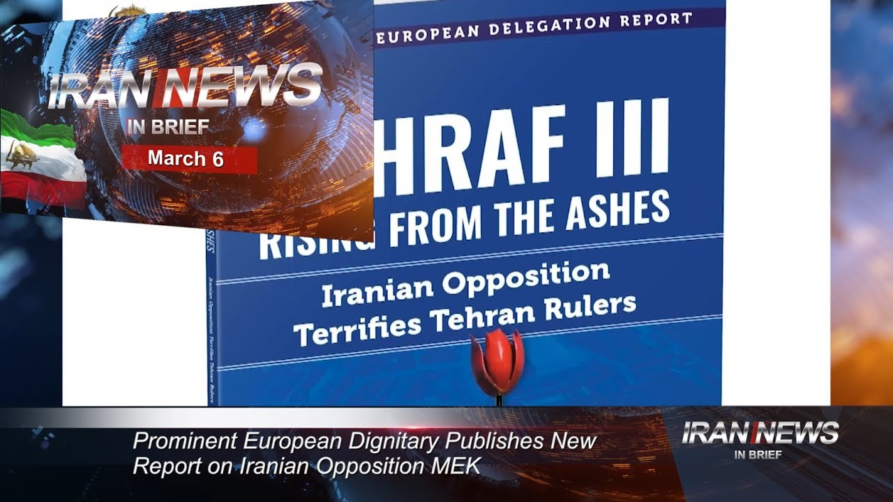 Iran news in brief, March 6, 2019