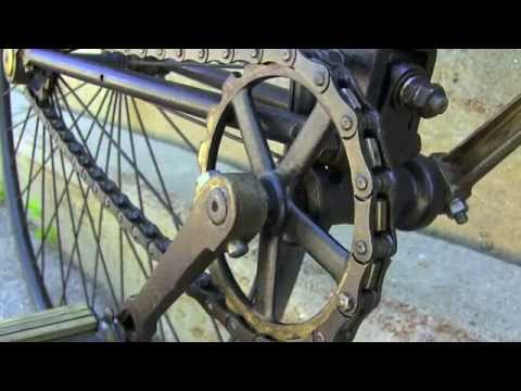 1891 Lovell Diamond Bicycle at 2014 Minnesota Antique & Classic Bicycle Club Swap Meet