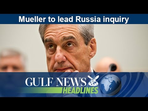 Mueller to lead Russia inquiry - GN Headlines