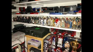 Star Wars 3.75 Figure Collection