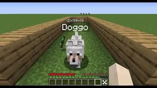 Doggy Talents Mod  Minecraft