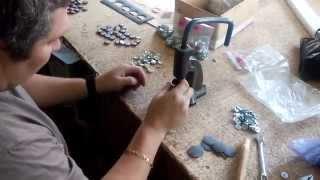 Как сделать пуговицы для мебели качественно!!!