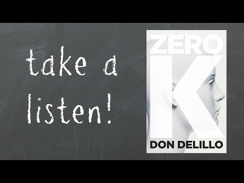 ZERO K | AUDIO EXTRACT | by Don DeLillo
