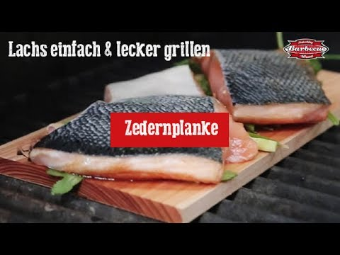 lachs zedernplanke zedernholzplanke fisch rezept grillen. Black Bedroom Furniture Sets. Home Design Ideas