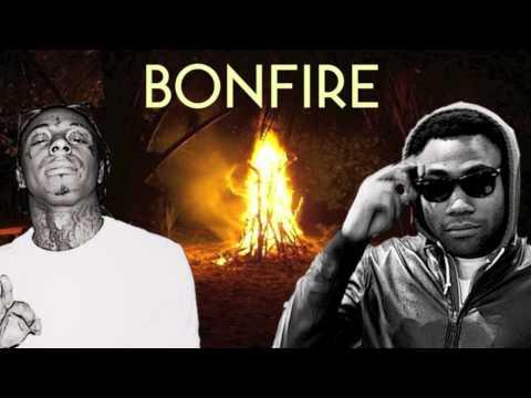 Childish Gambino - Lil' Wayne - Bonfire Remix