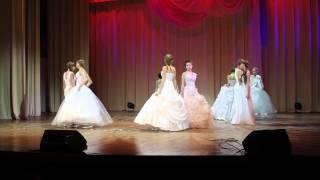 Показ свадебных платьев от Салона свадебной моды