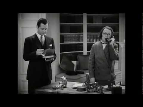 EVER SINCE EVE 1937 Robert Montgomery Marion Davies Comedy Gold