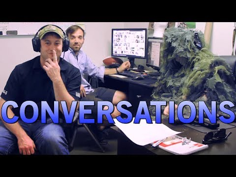 Conversations with Airsoft GI - Join Bob, Josh and Ross in Workplace Chatter