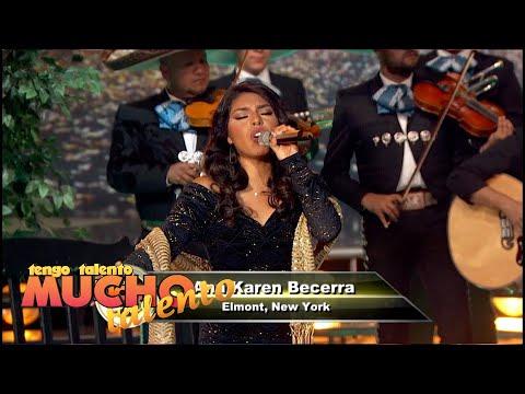 "Ana Karen Becerra ""Me gustas"" - Cuartos de Final TTMT 17"