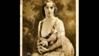 """Amelita Galli-Curci - Rigoletto : """"Gualtier Maldè...Caro Nome"""" (Verdi) Electrical Recording"""