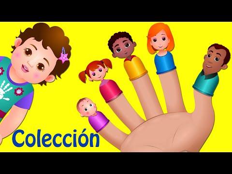 Canción de la Familia Dedo y muchas más Canciones Infantiles Populares | ChuChu TV