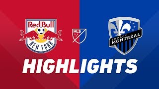 New York Red Bulls vs. Montreal Impact | HIGHLIGHTS - May 8, 2019