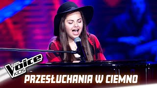 "Natalia Kawalec - ""All I Ask"" - Przesłuchania w ciemno 